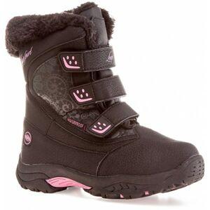 Loap BREN černá 32 - Dětské zimní boty