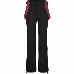 Loap LIVY černá XL - Dámské softshellové kalhoty