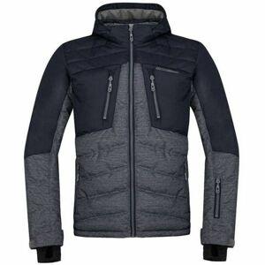 Loap OBERON šedá XXL - Pánská zimní bunda