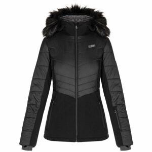 Loap ODIANA černá M - Dámská lyžařská bunda