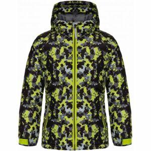 Loap CURLLY černá 158-164 - Dětská zimní bunda