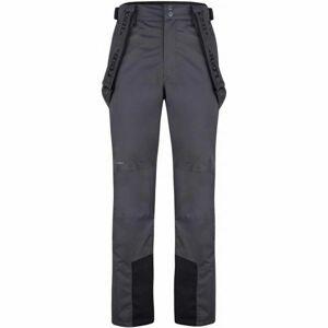 Loap FOSSI šedá S - Pánské lyžařské kalhoty