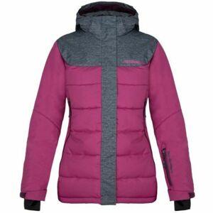 Loap OLWEN růžová XL - Dámská zimní bunda