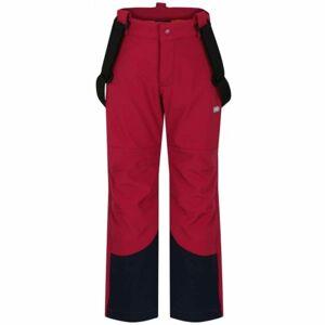 Loap LOMMI růžová 112-116 - Dětské kalhoty
