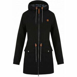 Loap LASSI černá XL - Dámský softshellový kabát