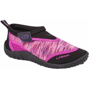 Loap SMART růžová 27 - Dětské boty do vody