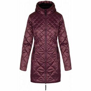 Loap TENCY vínová XL - Dámská zimní bunda