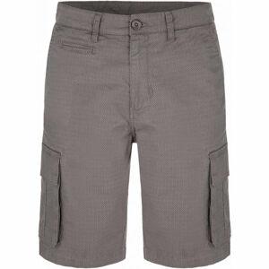Loap VEPUD šedá XL - Pánské šortky