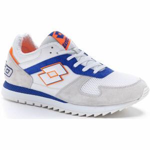 Lotto RUNNER PLUS 95 oranžová 10 - Pánská volnočasová obuv