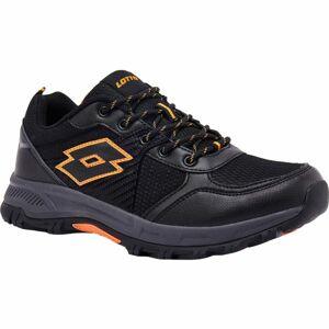 Lotto JAZZ černá 40 - Pánská crossová obuv