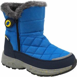 Lotto CAPTAIN modrá 26 - Dětská zimní obuv