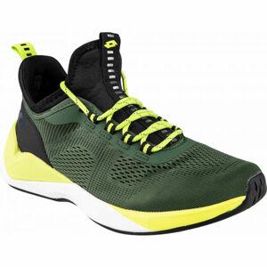 Lotto ESCAPE AMF II zelená 8.5 - Pánské volnočasová obuv