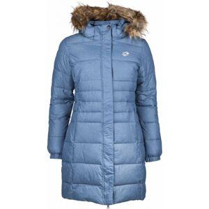 Lotto EDITH modrá L - Dámský zimní kabát