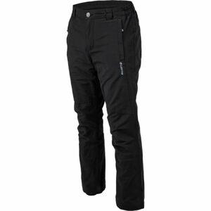 Lotto RICARDOS černá M - Pánské zateplené kalhoty