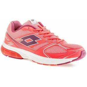 Lotto ZENITH VIII W růžová 9 - Dámská běžecká obuv