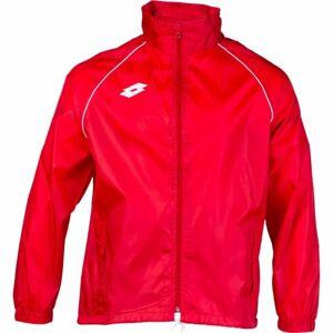 Lotto JACKET DELTA WN červená XXXL - Pánská sportovní bunda