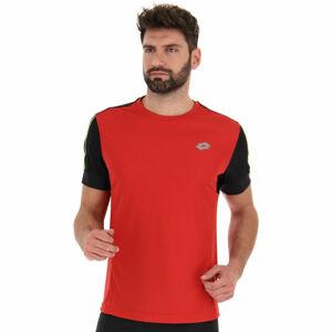 Lotto SPEEDRUN IV TEE PL  XL - Pánské běžecké tričko