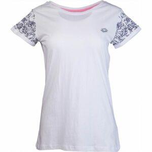 Lotto ELSA bílá XS - Dámské triko