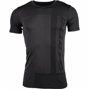 Lotto VABENE PLUS II TEE SML tmavě šedá XL - Pánské tričko