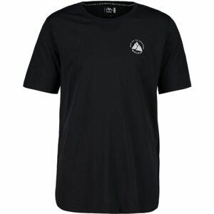 Maloja SASSAGLM černá M - Multisportovní triko