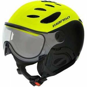 Mango CUSNA VIP žlutá (62 - 64) - Lyžařská helma