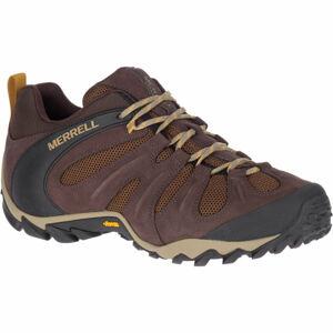 Merrell CHAMELEON 8 hnědá 9 - Pánské outdoorové boty