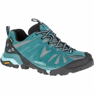 Merrell CAPRA GORE-TEX modrá 5 - Dámské outdoorové boty
