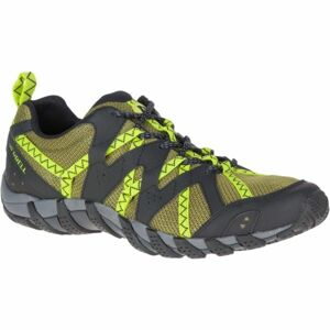 Merrell WATERPRO MAIPO 2 šedá 9 - Pánské outdoorové boty