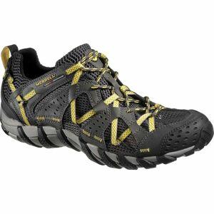 Merrell WATERPRO MAIPO M černá 10 - Pánská outdoorová obuv