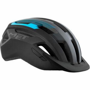 Met ALLROAD černá (56 - 58) - Cyklistická helma