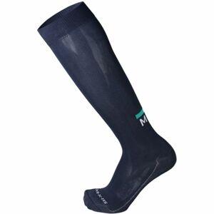 Mico EXTRALIGHT WEIGHT X-RACE SKI SOCKS tmavě modrá L - Závodní lyžařské ponožky