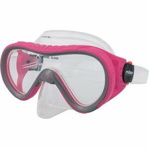 Miton ARAL růžová NS - Juniorská potápěčská maska