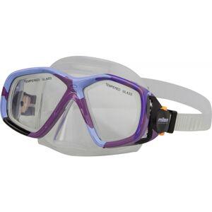 Miton BALI fialová  - Juniorská potápěčská maska