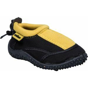 Miton BONDI černá 28 - Dětské boty do vody
