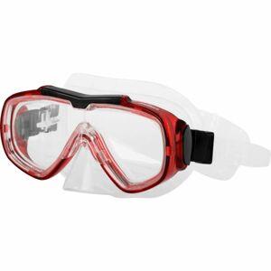 Miton OCEANUS červená NS - Potápěčská maska