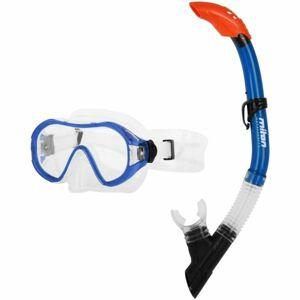 Miton POSEIDON LAKE modrá NS - Juniorský potápěčský set