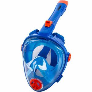 Miton UTILA 2 modrá L/XL - Juniorská šnorchlovací maska