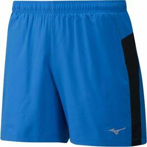 Mizuno IMPULSE CORE 5.5 SHORT modrá XL - Pánské multisportovní šortky