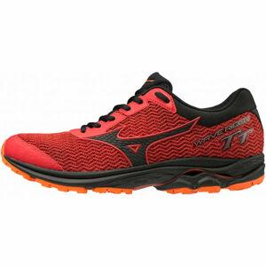 Mizuno WAVE RIDER TT červená 11 - Pánská běžecká obuv
