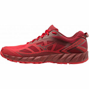 Mizuno WAVE IBUKI 2 červená 9 - Pánská běžecká obuv