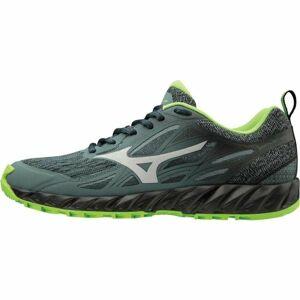 Mizuno WAVE IBUKI zelená 8 - Pánská běžecká obuv