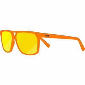 Neon CAPTAIN oranžová NS - Unisexové sluneční brýle