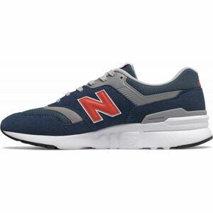 New Balance CM997HAY modrá 10 - Pánská volnočasová obuv