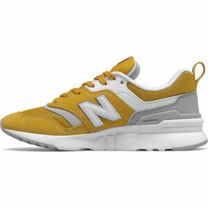New Balance CW997HAN oranžová 3.5 - Dámská volnočasová obuv