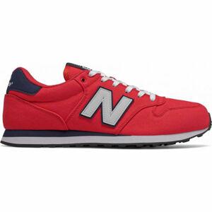 New Balance GM500TSC červená 8 - Pánská volnočasová obuv