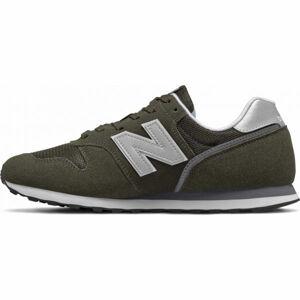New Balance ML373CB2 zelená 11 - Pánská volnočasová obuv