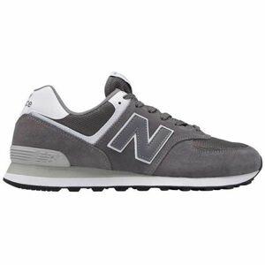 New Balance ML574ESN šedá 10.5 - Pánská volnočasová obuv