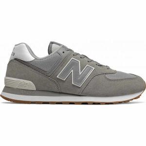 New Balance ML574SPU šedá 8.5 - Pánská volnočasová obuv