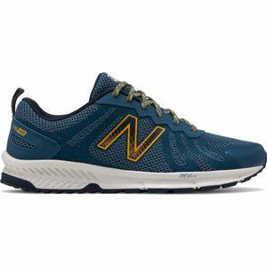 New Balance MT590RN4 modrá 9.5 - Pánská běžecká obuv