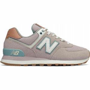 New Balance WL574BCN  6.5 - Dámská volnočasová obuv